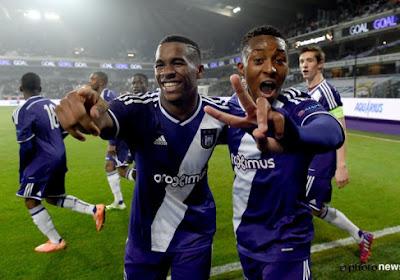 Les U21 d'Anderlecht montrent l'exemple
