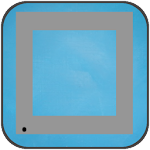Corners dot Racer Icon
