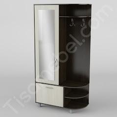 Прихожая-11 мебель разработана и произведена Фабрикой Тиса мебель
