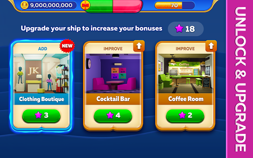 Slots Journey - Cruise & Casino 777 Vegas Games modavailable screenshots 22