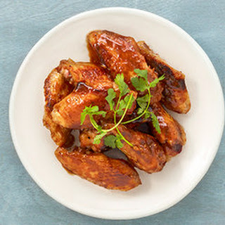 Braised Chicken Wings in Bean Sauce