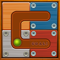 Slide Puzzle: Unblock the Ball icon