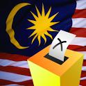 Undi PRU13 Malaysian Election icon
