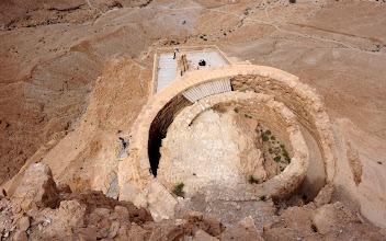 Photo: Herod's Northern Palace