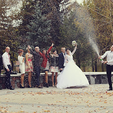Wedding photographer Denis Sitovskiy (as6x6). Photo of 11.12.2014