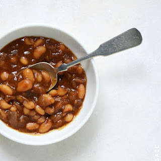Vegan Boston Baked Beans {Small-Batch}