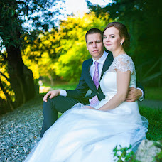 Wedding photographer Nataliya Garceva (Gartseva). Photo of 05.01.2015