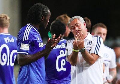 """Lukaku: """"Je veux remercier José Mourinho"""""""
