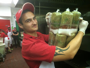 Photo: Showing off a new batch of spice bags! Each of is for a 16 gallon batch!