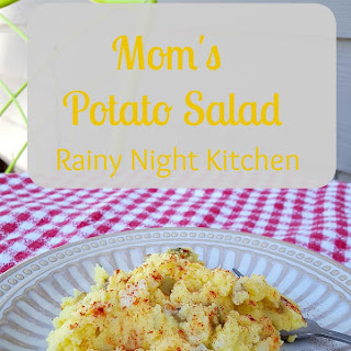 Mom's Potato Salad – Reworked