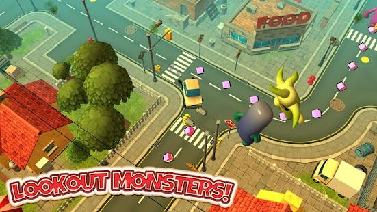 Monsters Rush- screenshot thumbnail