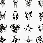 Animal Tattoo Design  icon