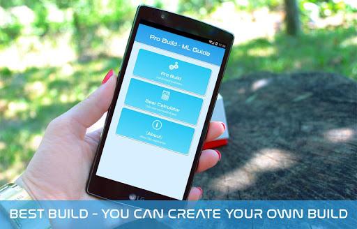 Pro Build: Mobile Legends - Guide 2.1 screenshots 3