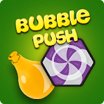 Bubble Push Icon