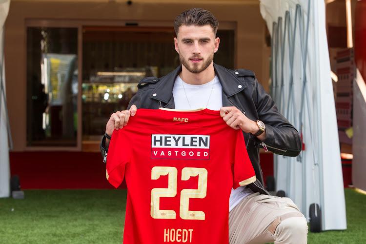 Antwerp oefent straks tegen Waasland-Beveren, eerste minuten voor Hoedt en co?