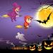 Halloween run adventure icon