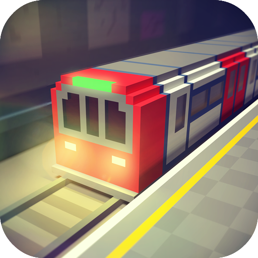 Subway Craft: Build & Ride file APK for Gaming PC/PS3/PS4 Smart TV