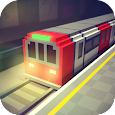 Subway Craft: Build & Ride apk