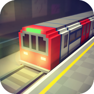 Subway craft build ride android apps on google play for Crafting and building app store