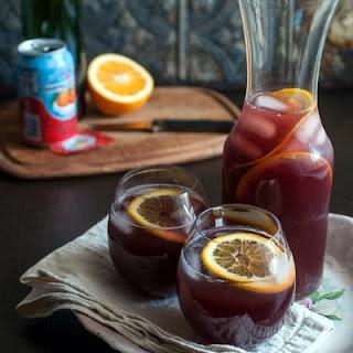 Orange Soda And Red Wine Recipes.