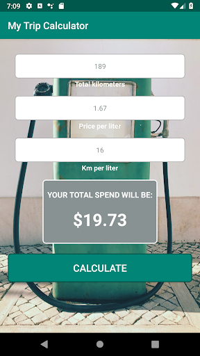 My Trip Calculator Free For Android