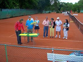 Photo: Tennispark Ramersdorf - Mixed-Turnier am 09. Juni 2009