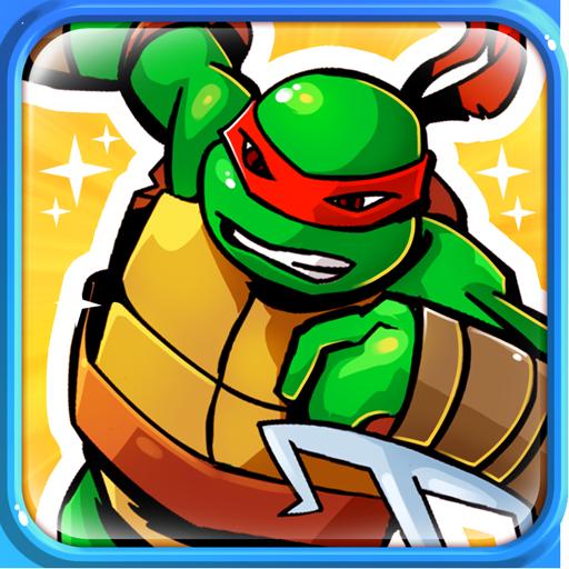 Ninja cut turtle adventure