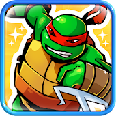 Ninja cut turtle adventure