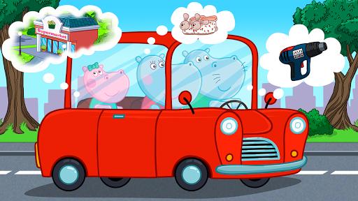 Supermarket: Shopping Games for Kids apklade screenshots 1