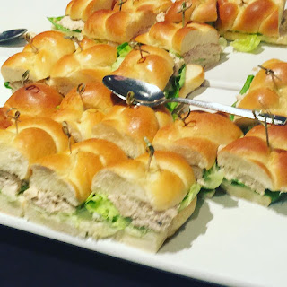 Easy Tuna Salad Sandwiches
