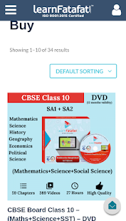 LearnFatafat -CBSE, MSB & more- screenshot thumbnail