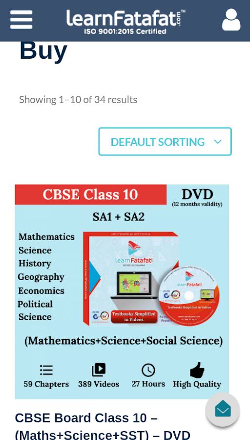LearnFatafat -CBSE, MSB & more- screenshot