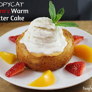 Copycat Mastro's Warm Butter Cake