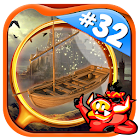 # 32 Hidden Objects Games Free New - Mystery Bay icon