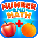 Learn Number and Math - Kids Game icon