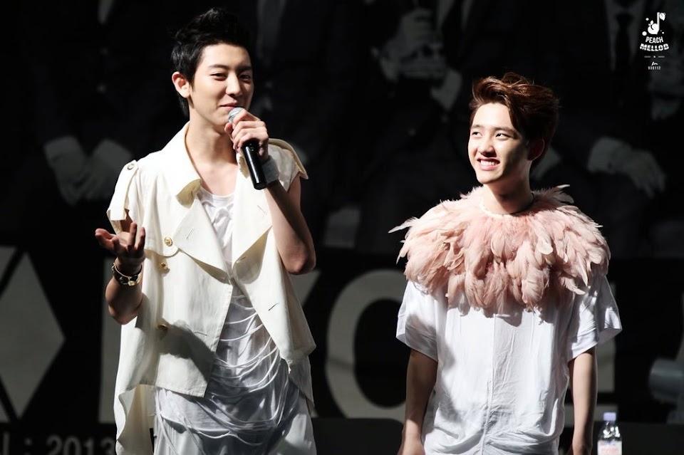 kyungsoo feathers