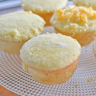 Mamon (Filipino Sponge Cake)