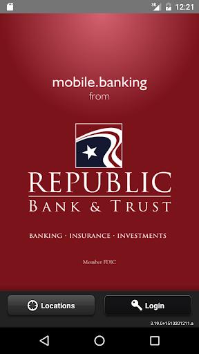 Republic Bank Trust Mobile