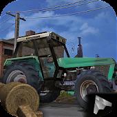 Tractor Car Simulator