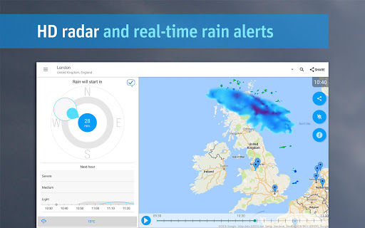 RainToday - HD Radar  screenshots 10