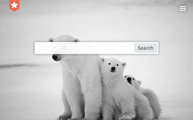 Three Bears. New tab