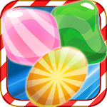 Candy Gems and Sweet Jellies Icon