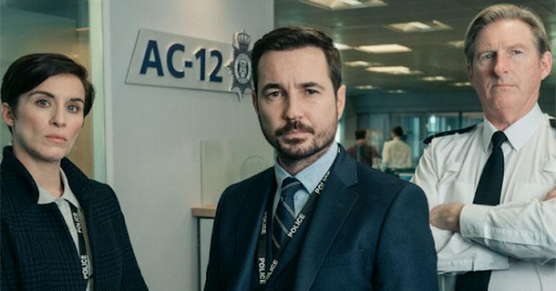 Adrian Dunbar: Line of Duty stars all fear being killed off