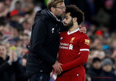Mohamed Salah blessé ?