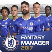 Chelsea FC Fantasy Manager'17-Official soccer game