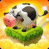Cube Farm 3D: Harvest Skyland APK