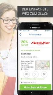 Sparwelt.de - Gutschein-App - náhled