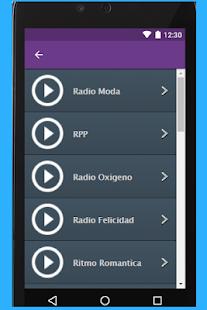 Radio Rpp Noticias App - náhled