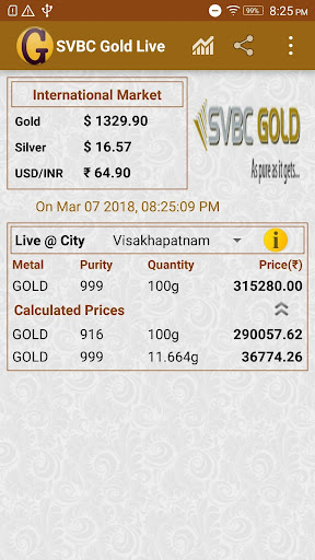 Live Gold Svbc By S Dreamland