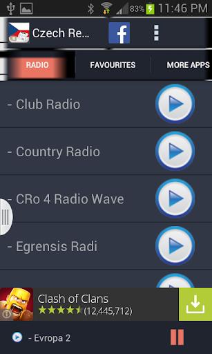 Czech Republic Radio News